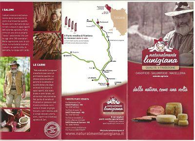 Un B&B in Lunigiana in cui si servono prodotti a km 0: i formaggi di