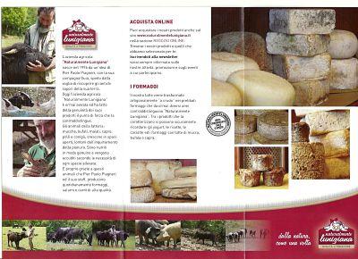 Un B&B in Lunigiana in cui tutto ha il sapore della natura: i formaggi di