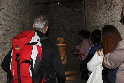 statue stele: visita al museo