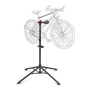 Un B&B per ciclisti: cavalletto bici