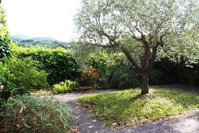 la casa in Lunigiana: il giardino