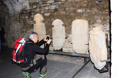 Pontremoli museo delle statue stele