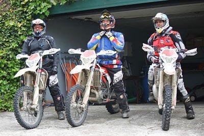 B&B per motociclisti: il garage